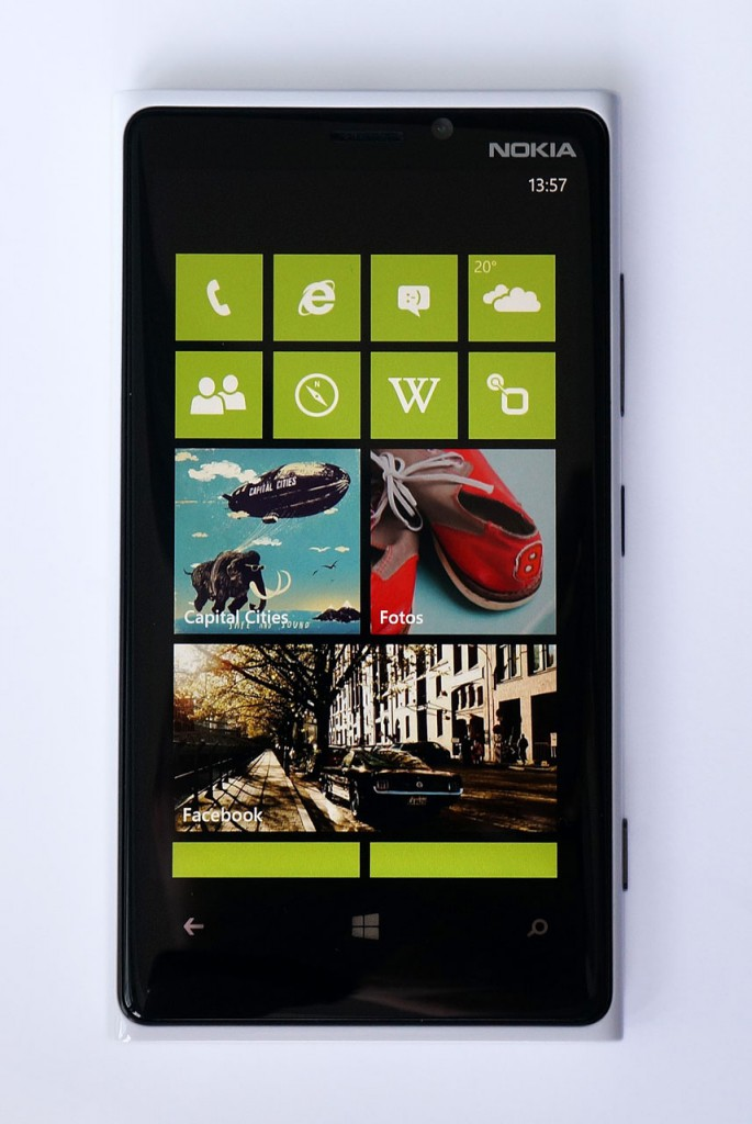 Innovativer Ansatz: Die Live-Tiles von Windows Phone 8